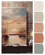 ColorSnap by Sherwin-Williams – ColorSnap by lalaarnett New Image, Your Image, Good Color Combinations, Sherwin William Paint, Paint Colors, Painting, Paint Colours, Painting Art, Paintings