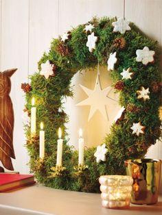 Einen Adventskranz selber machen: Wie unterschiedlich und originell der Klassiker mit den vier Kerzen aussehen kann, zeigen wir hier.