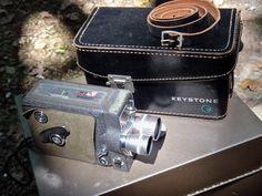 Movie Camera Keystone K-5 Electric Eye Magazine by MaxsUniquities