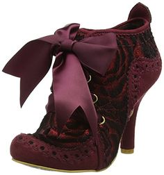 Irregular Choice Abigail's Third Party, Women's Closed-Toe Pumps Red Multi for sale Crazy Shoes, Me Too Shoes, Ysl Heels, Irregular Choice Shoes, Beautiful Shoes, Beautiful Clothes, Wedding Shoes, Shoe Boots, Bootie Boots
