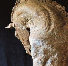 Wooden Horse - Lina Binkele