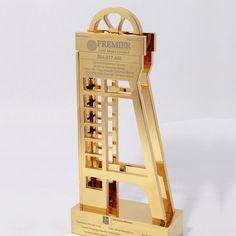 Goldmine Award - EFX Bespoke Awards and Trophies