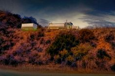 Truck on a hill | Photographer_love