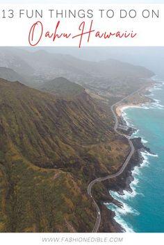 Hawaii Vacation, Beach Trip, Vacation Trips, Oahu Hawaii, Vacation Ideas, Usa Travel Guide, Travel Usa, Canada Travel, Travel Tips