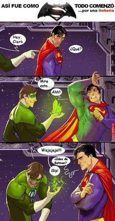 este Batman es un loquillo... DC - https://xn--oo-yjab.cl/tag/dc-comic/ - DC