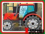 E Online, Tractors, Monster Trucks, 2d