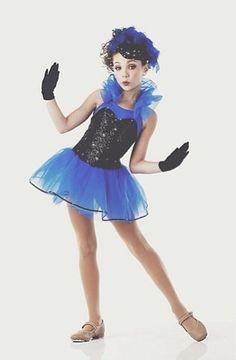 Maddie Ziegler personal dance photo
