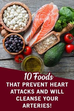 These 10 Foods Prevent Heart Attacks And Cleanse Your Arteries! Nutritious Snacks, Healthy Fats, Healthy Eating, Prevent Heart Attack, Fat Burning Supplements, Fat Burning Drinks, Heart Healthy Recipes, Healthy Living Tips, Better Life