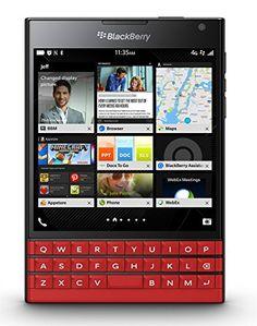 BlackBerry Passport Factory Unlocked Cellphone, Red  http://www.discountbazaaronline.com/2016/01/25/blackberry-passport-factory-unlocked-cellphone-red/