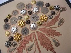 Steampunk Clarissa #198   Create Something Beautiful Just Because You Can