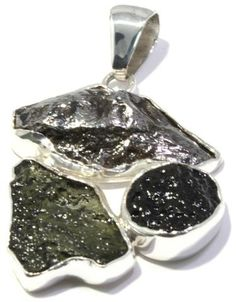 20 Best Moldavite Pendants | Rough, Raw, Free Form images in 2016