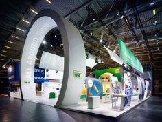 design hoch drei /// projekte Large feature arch. Landmark