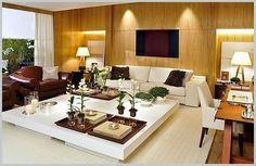 Mesas de Centro – saiba como decorar. Veja modelos, tendências e dicas para sua sala!