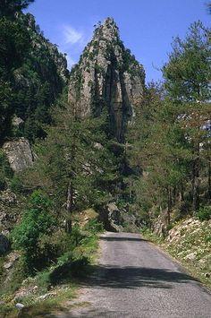 File:Korsika Corte Restonica Tal.jpg. Restonica is also a very beautiful area on Corsica.