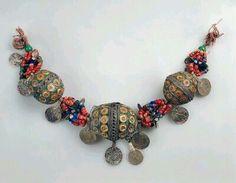 Moroccan berber necklace