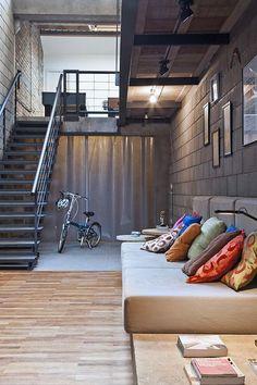 Loft Vasco por Urbana Arquitectura