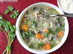 Crock Pot Turkey Kale Rice Soup http://www.recipes-fitness.com/crock-pot-turkey-kale-rice-soup/