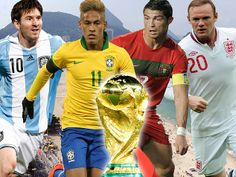 http://www.worldchatcup.com/ FIFA worldcoup 2014 begins and people start supporting their favorite team. Worldcup 2014 becomes really interesting after Spain like big team out of tournament. Get FIFA worldcup 2014 Brazil updates on your smart phone with worldchatcup app.