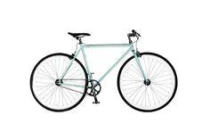 Buffalo HunterLifestyleChappelli Modern Fixie Single Speed Bicycle Light Blue