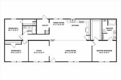 CLAYTON Manufactured Home For Sale in Anderson SC, 29624