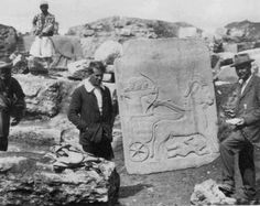 Biblical city first probed by Lawrence of Arabia excavated in war-torn Syria | Fox News