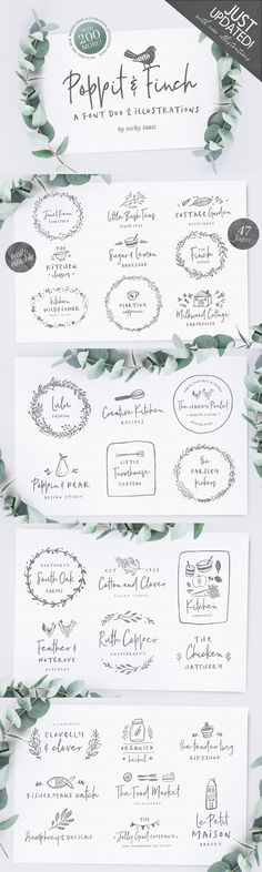 100+ Logo Design Ideas for your Brand or Creative Busines
