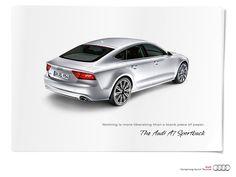 Audi A7 Sportback iPad App Demo