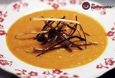 Crema de zanahorias y calabaza | Recetas de rechupete | Bloglovin'