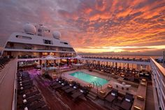 Let's cruise! Top 8 #luxury #cruise lines for your next #vacation at sea. #lovehappensblog #koket #bykoket #cruiseline