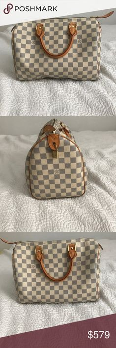 Louis Vuitton Speedy 30 Great condition! Looks like new. Authentic LV. Louis Vuitton Bags Satchels