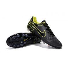 6fd08b1a0c8de Comprar Nike Tiempo Legend AG R Anthracite Negro Volt Botas De Futbol  Baratas Nike Baratos