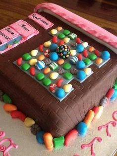 i like to eat all kinds of cake