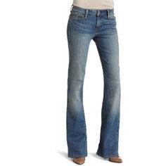 Levi'sпїЅ womens classic bold curve id bootcut jean