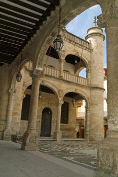 Ayuntamiento de Ciudad Rodrigo. Salamanca.