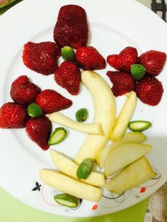 Tabak süsleme Bento, Fruit Salad, Board, Desserts, Food Photography, Fruit Salads, Postres, Sign, Food Deserts