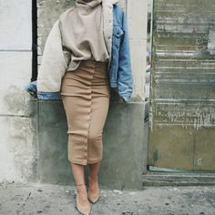The Line by K is a collection owned and designed by Karla Deras. Karla Deras, Swag Outfits, Mode Outfits, Fall Outfits, Basic Outfits, Vogue Fashion, Diy Fashion, Womens Fashion, Fashion Trends