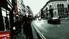 Dublin Dublin, Ireland, Street View, Irish