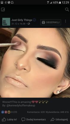 beautiful neutral makeup ideas for the prom party page 6 - Make Up 2019 Gorgeous Makeup, Love Makeup, Makeup Inspo, Makeup Inspiration, Prom Makeup, Bridal Makeup, Wedding Makeup, Makeup Goals, Makeup Tips