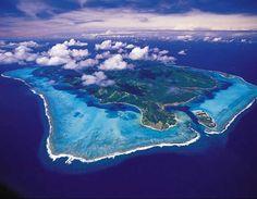 Huahine, Society Islands, French Polynesia