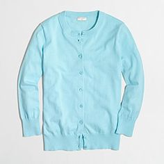 JCrew Factory Clare cardigan sweater - $34.50 - lots of cute colors