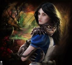 American's McGee Crazy game