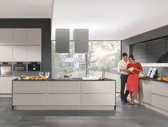 13 Best Line N Handleless Nobilia Kitchens Images Handleless