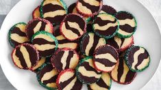 All the cookies! Get Christmas and holiday cookie recipes for shortbread, chocolate chip, and more favorites. Holiday Cookie Recipes, Holiday Cookies, Holiday Baking, Christmas Baking, Christmas Recipes, Cookie Ideas, Christmas Treats, Christmas Dishes, Xmas Food