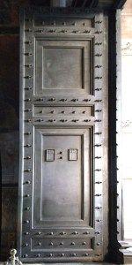 Bronzetür des Pantheons, 2. Jhd.