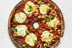 Knäcke-pizza