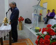 JESUS CRISTO, A ÚNICA ESPERANÇA: Pastor Robenildo Lins é entrevistado pelo Diário d...