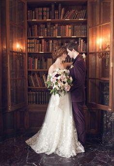 Romantic Chicago Wedding Inspiration from Regine Danielle Events | Amy Aiello Photography Black Label | Régine Danielle Events