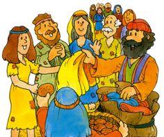 Historia Bíblica: Dorcas, a costureira bondosa