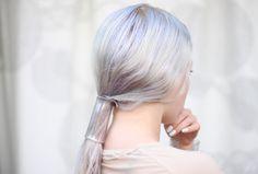 transparent hair clip