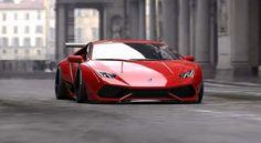 Liberty Walk Previews New Lamborghini Huracan Project